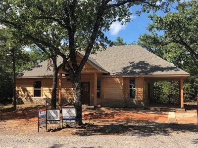 Medicine Park Single Family Home For Sale: 513 NW Eagles Landing Pl