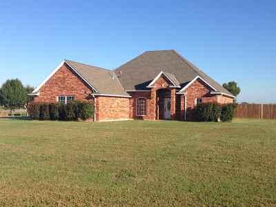 Fletcher Single Family Home For Sale: 2 NE Clift Dr