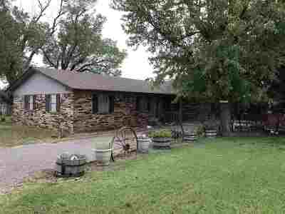 Cache Single Family Home Under Contract: 455 SW Crater Creek Rd
