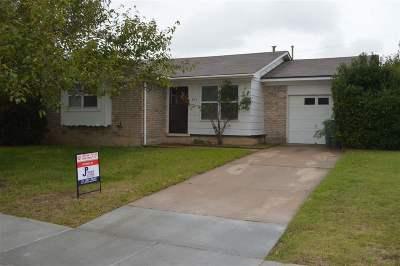 Lawton Single Family Home For Sale: 821 SE 41st St