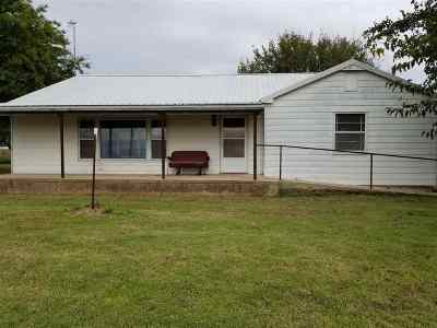 Caddo County Single Family Home For Sale: 20088 St Hwy 19