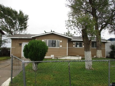 Lawton Single Family Home Under Contract: 1120 SW 45th St