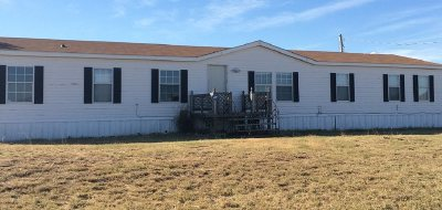 Geronimo OK Single Family Home For Sale: $61,000