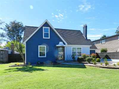Lawton Single Family Home For Sale: 1108 NW Laird Blvd