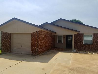 Lawton Single Family Home For Sale: 3904 SW Rolling Hills Dr