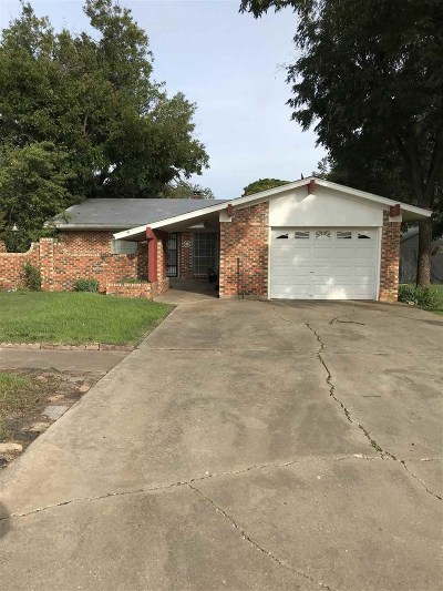 Tillman County Single Family Home For Sale: 114 S 11th