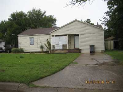 Lawton Single Family Home For Sale: 1807 SW 7th St