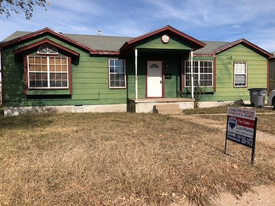 Lawton Single Family Home For Sale: 1509 NW Smith Ave
