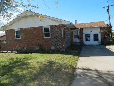 Lawton Single Family Home For Sale: 604 NW 63rd St