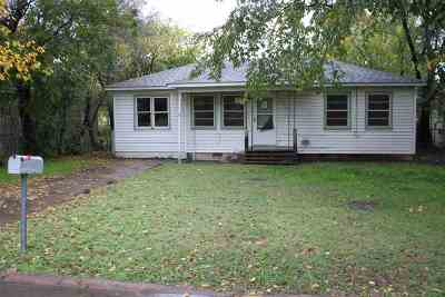 Lawton Single Family Home For Sale: 2323 SW Tulane Ave