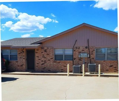 Comanche County Single Family Home For Sale: 7903 NW Crossland Cir
