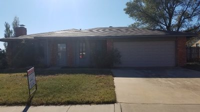 Lawton Single Family Home For Sale: 4713 SE 47th St