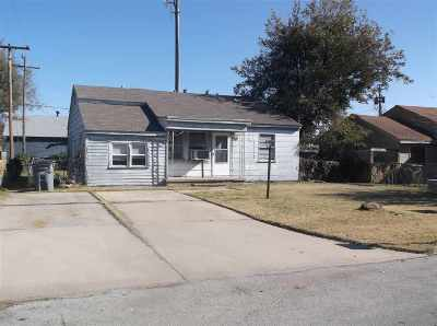 Lawton Single Family Home For Sale: 606 SW 23rd Pl