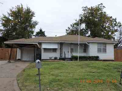 Lawton Single Family Home For Sale: 3113 NW Kinyon Ave