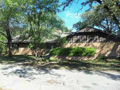 Duncan Single Family Home For Sale: 4115 W Seminole Rd