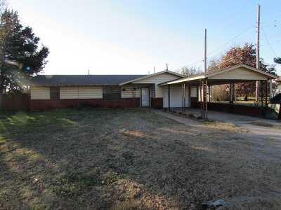 Comanche County Single Family Home For Sale: 203 N 4th Ave