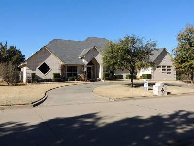 Lawton OK Single Family Home For Sale: $375,000