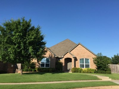 Lawton Single Family Home For Sale: 1603 NW 36th St