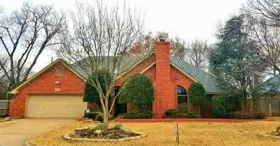 Lawton Single Family Home Under Contract: 2008 NE 31st St