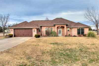 Lawton Single Family Home Under Contract: 433 Wichita Dr