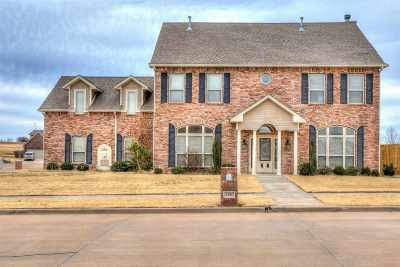 Lawton Single Family Home For Sale: 1403 SW Brentwood Dr