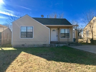 Lawton Single Family Home For Sale: 2412 SW C Ave