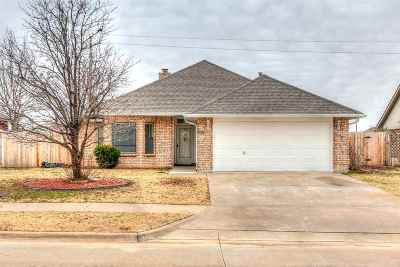 Lawton Single Family Home For Sale: 4118 SW Wendy Dr