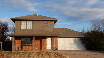 Lawton Single Family Home For Sale: 2408 SW 41st St