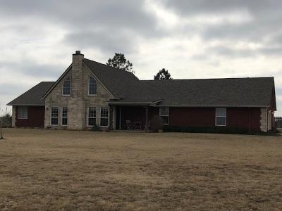 Cache Single Family Home Under Contract: 15871 W Gore Blvd