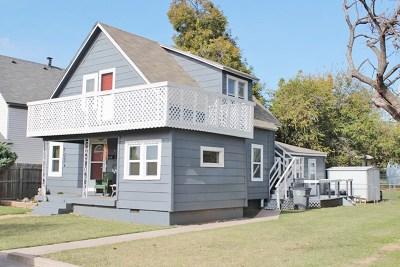 Lawton Single Family Home For Sale: 613 NW Arlington Ave