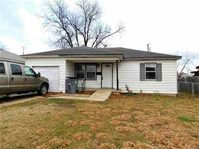 Lawton Single Family Home For Sale: 1407 NW Logan Ave