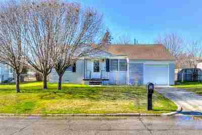 Lawton Single Family Home For Sale: 12 NW 26th St