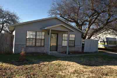 Lawton Single Family Home For Sale: 2606 SW D Ave