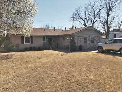 Lawton Single Family Home For Sale: 4608 NW Williams Ave