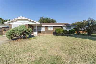 Lawton Single Family Home For Sale: 2411 NW 34th St