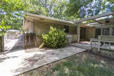 Duncan Single Family Home Under Contract: 2403 Sunset Dr