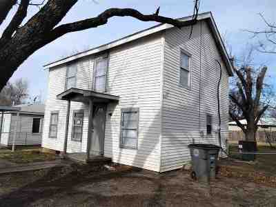 Comanche County Single Family Home For Sale: 1905 NW Baldwin Ave