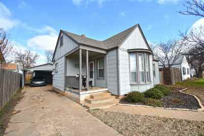Comanche County Single Family Home For Sale: 603 & 603 1/2 NW Dearborn Ave
