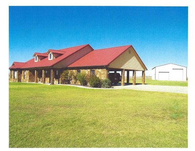 Comanche County Single Family Home Temporary Active: 9606 SE Coombs Rd