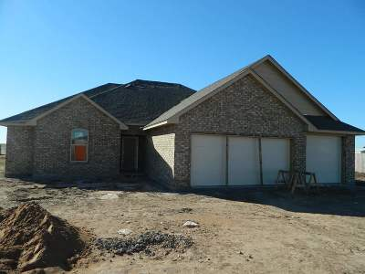 Lawton Single Family Home Under Contract: 8721 SW Sun Valley Dr
