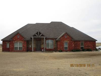 Lawton Single Family Home Uc-Continue To Show: 7317 SW Pecan Meadows Dr
