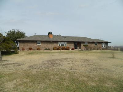 Lawton Single Family Home For Sale: 28008 State Hwy 115
