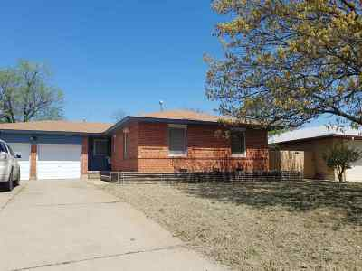 Lawton Single Family Home For Sale: 4503 SW Atom Ave