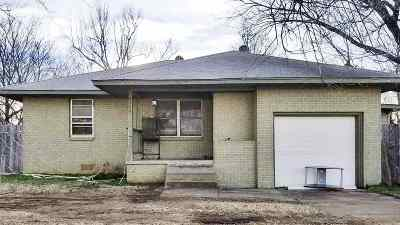 Lawton Single Family Home For Sale: 2154 NW Smith Ave