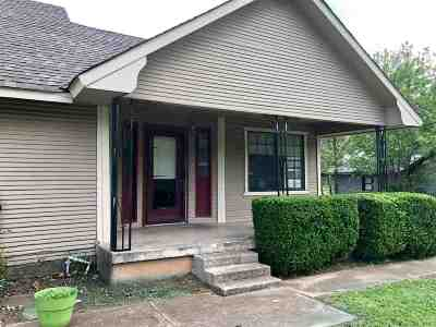 Duncan Single Family Home For Sale: 615 N 5th St