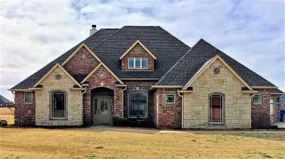 Lawton Single Family Home For Sale: 1340 Poko Mountain Ln