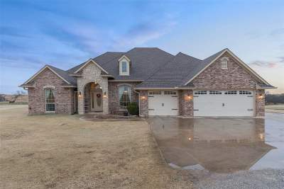 Lawton Single Family Home For Sale: 36 SE Baylee Creek Cir