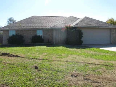 Geronimo Single Family Home For Sale: 208 Seminole