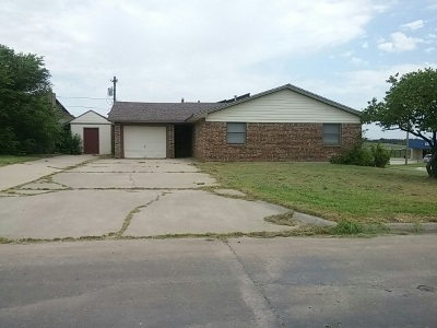 Lawton Single Family Home For Sale: 4001 NW Lindy Ave