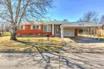 Lawton Single Family Home For Sale: 4410 NW Ridgecrest Dr